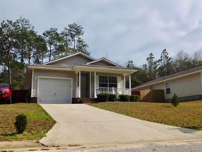 Pensacola FL Single Family Home For Sale: $144,900