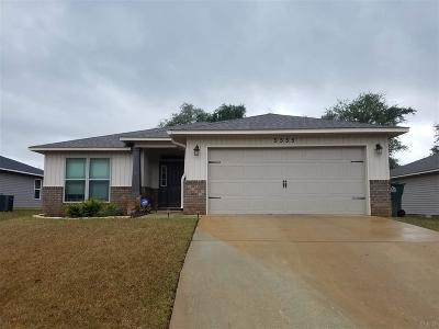 Pace Rental For Rent: 5555 Peach Dr