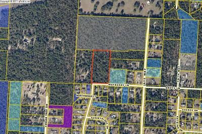 Milton Residential Lots & Land For Sale: Tbd Mayberry Ln