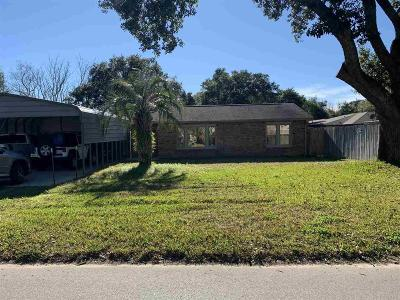 Pensacola FL Single Family Home For Sale: $144,900