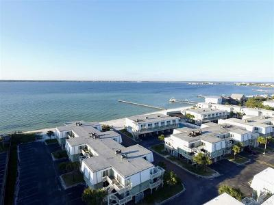 Pensacola Beach Condo/Townhouse For Sale: 1100 Ft Pickens Rd #A-13