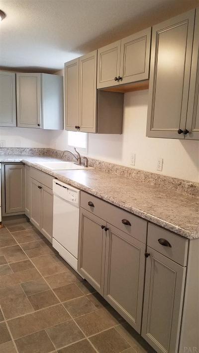 Milton Mobile Home For Sale: 4331 Melton Rd