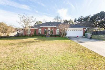 Cantonment Single Family Home For Sale: 411 Lake Circle Dr