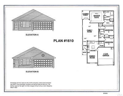 Pensacola Single Family Home For Sale: 6634 Covington Cir