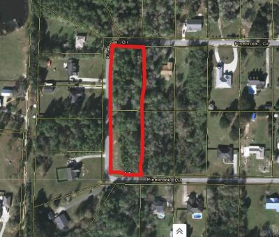 Cantonment Residential Lots & Land For Sale: 701 Pinebrook Cir