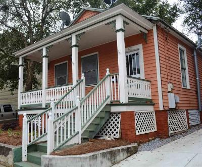 Pensacola Single Family Home For Sale: E 423 Intendencia St