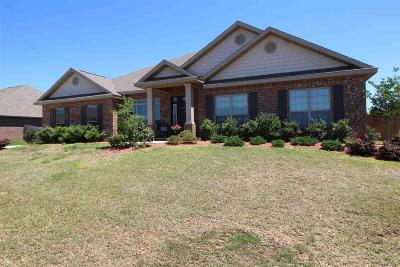 Cantonment Single Family Home For Sale: 2728 Carrington Lakes Blvd