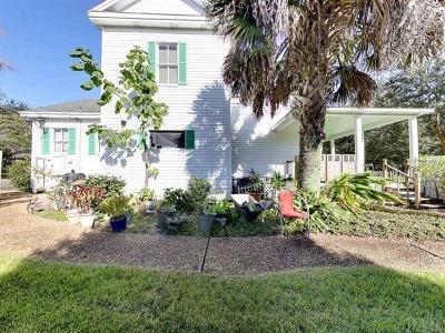 Pensacola Single Family Home For Sale: E 902 Blount St