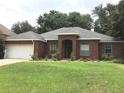 Navarre Single Family Home For Sale: 7394 Tall Oak Ct