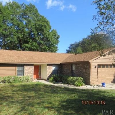 Pensacola Rental For Rent: 6320 Irongate Ct
