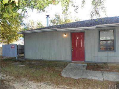 Pensacola Rental For Rent: W 2505 Massachusetts Ave #B