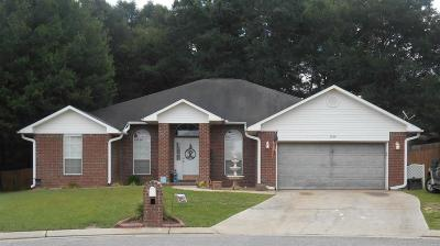 Pensacola FL Single Family Home For Sale: $200,000