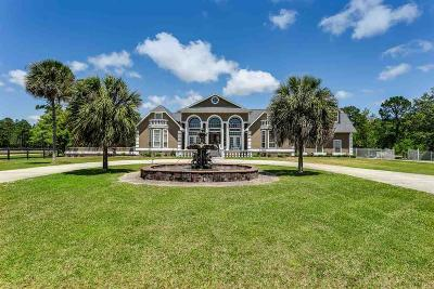 Pensacola FL Single Family Home For Sale: $1,475,000
