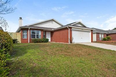 Gulf Breeze Single Family Home For Sale: 6323 Heronwalk Dr