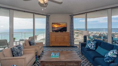 Navarre Beach Condo/Townhouse For Sale: 8269 Gulf Blvd #1304