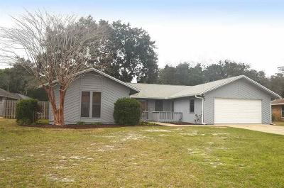 Gulf Breeze Single Family Home For Sale: 209 Florida Ave