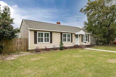 Pensacola Single Family Home For Sale: 2121 12th Ave