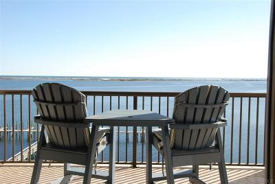 Pensacola, Pensacola Beach, Perdido, Perdido Key, Bagdad, Gulf Breeze, Milton, Navarre, Navarre Beach, Pace Condo/Townhouse For Sale: 10335 Gulf Beach Hwy #607