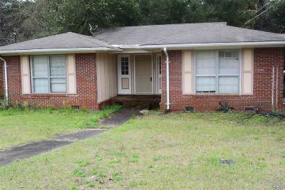 Pensacola Single Family Home For Sale: 1896 Broyhill Ln