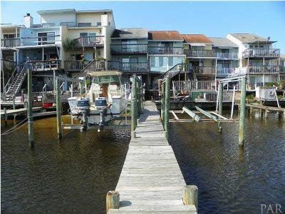 Pensacola Condo/Townhouse For Sale: 1280 Mahogany Mill Rd #11