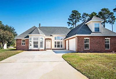 Pensacola Single Family Home For Sale: 17 Arapaho Dr