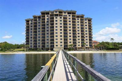 Pensacola, Pensacola Beach, Perdido, Perdido Key, Bagdad, Gulf Breeze, Milton, Navarre, Navarre Beach, Pace Condo/Townhouse For Sale: 10335 Gulf Beach Hwy #102
