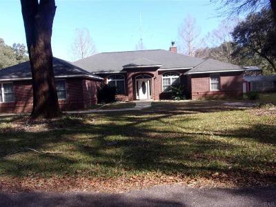 Pace Single Family Home For Sale: 5386 Hamilton Ln