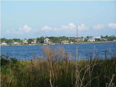 Escambia County, Santa Rosa County Residential Lots & Land For Sale: 16153 Tarpon Dr