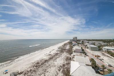 Perdido Key Condo/Townhouse For Sale: 13335 Johnson Beach Rd #902