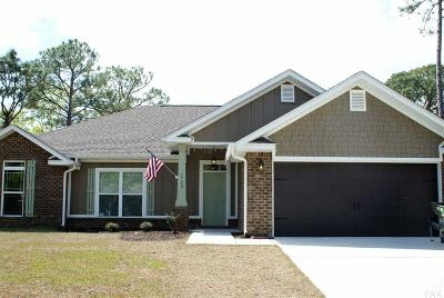 Gulf Breeze Single Family Home For Sale: 1755 Galvez Dr