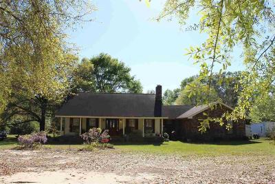 Jay Single Family Home For Sale: 2239 Dykestown Rd