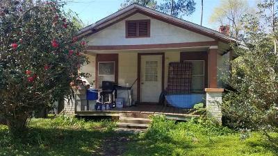 Milton Single Family Home For Sale: 4979 Henry St #4983 Hen