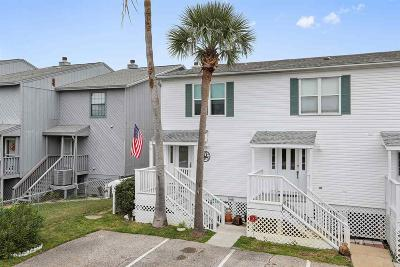 Perdido Key Condo/Townhouse For Sale: 14178 Old River Rd #B