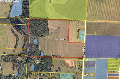 Jay Residential Lots & Land For Sale: 3477 Farrish Rd
