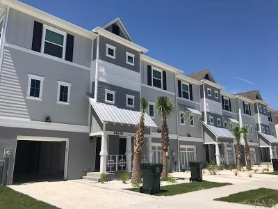 Pensacola Condo/Townhouse For Sale: 14322 Beach Heather Ct