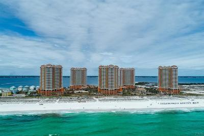Pensacola Beach Condo/Townhouse For Sale: 4 Portofino Dr #907