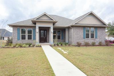 Pensacola Single Family Home For Sale: 5936 Huntington Creek Blvd
