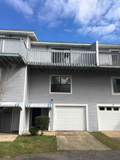 Pensacola Condo/Townhouse For Sale: 412 Creary St