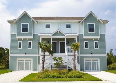 Pensacola Condo/Townhouse For Sale: 6566 Carlinga Dr