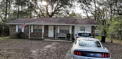 Milton Single Family Home For Sale: 5501 Jones St