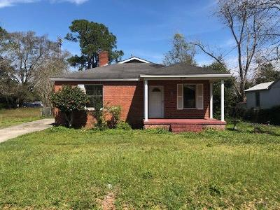 Pensacola Single Family Home For Sale: 640 Jordan St
