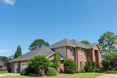 Gulf Breeze Single Family Home For Sale: W 4068 Madura Rd