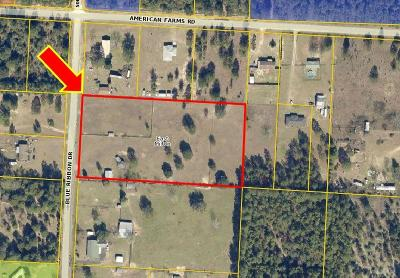 Milton Residential Lots & Land For Sale: 4948 Blue Ribbon Dr