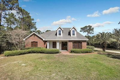 Gulf Breeze Single Family Home For Sale: 4594 Soundside Dr