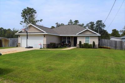 Gulf Breeze Single Family Home For Sale: 5112 Aqua Vista Dr