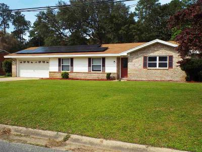 Pensacola Single Family Home For Sale: 7640 Chesterfield Rd