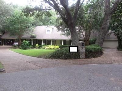 Gulf Breeze Single Family Home For Sale: 420 Canterbury Ln