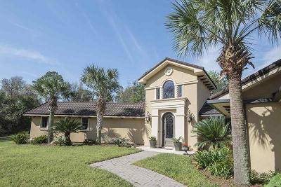 Pensacola Single Family Home For Sale: 4965 Castayls Rd