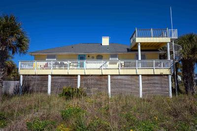 Pensacola Beach Single Family Home For Sale: 1015 Maldonado Dr