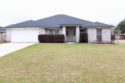 Pace Single Family Home For Sale: 5038 Brookside Dr